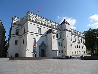 Vilnius - Palace of the Grand Dukes of Lithuania