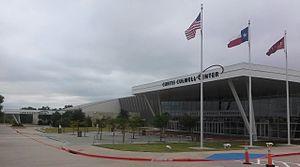 Curtis Culwell Center - Image: Palacio de Convenciones