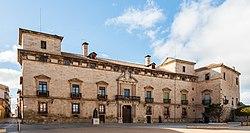 Palacio de los Altamira, Almazán, Soria, España, 2015-12-29, DD 68.JPG