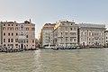 Palazzi Barozzi Emo Treves de Bonfili Bauer Palazzo e Ca' Giustinian-Morosini Canal Grande Venezia.jpg