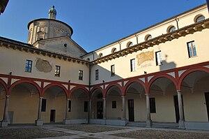 Province of Lodi - Image: Palazzo San Cristoforo Lodi