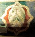 Palazzo comunale di s. miniato, sala delle sette virtù, stemma guasconi 2.JPG