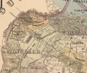 Palo Alto area 1890