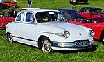 Panhard PL17 mfd 1963 registered UK June 2016 848cc.jpg