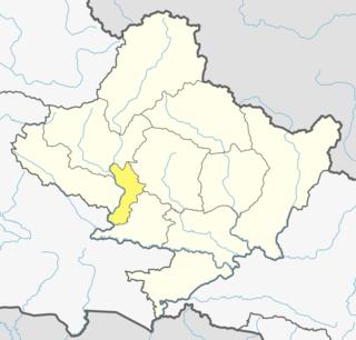 Parbat District District in Gandaki Pradesh, Nepal