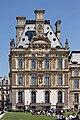 Paris - Jardin des Tuileries - Pavillon de Marsan - PA00085992 - 004.jpg