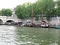 Paris 75006 Quai de Conti riverside Pont Neuf 20090709.jpg