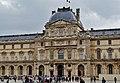 Paris Louvre Cour d'Honneur Pavillon de Sully 2.jpg