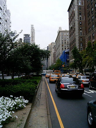 Park Avenue - Park Avenue on the Upper East Side