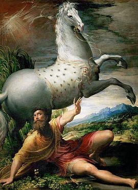 Resultado de imagen de cONVERSIón de san Pablo