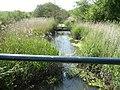 Part of Nicholaston Pill from a bridge - geograph.org.uk - 2417052.jpg