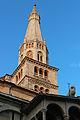 Parte Superiore della Torre Ghirlandina di Modena.jpg