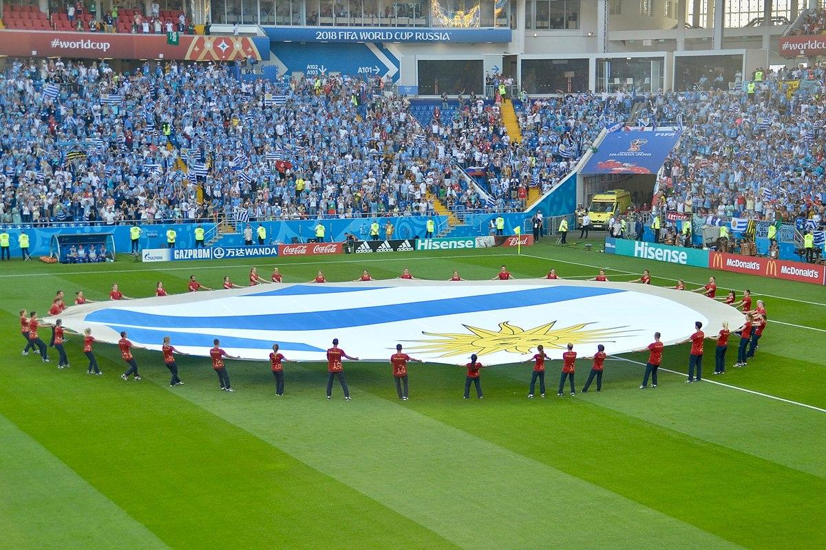 Uruguay at the FIFA World Cup - Wikipedia