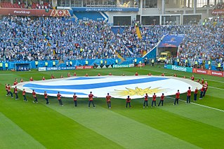 Uruguay at the FIFA World Cup