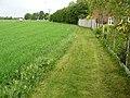 Path at Bunny to Bunny Moor - geograph.org.uk - 1335612.jpg
