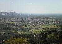 Patu (RN) vista a partir da Serra do Lima.JPG