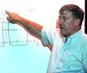 Paul Seymour (mathematician) - Image: Paul Seymour 2010