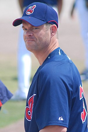 Paul Byrd - Byrd with the Cleveland Indians