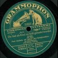 Paul Godwin & Jazz-Symphoniker - Du bist als Kind zu heiß gebadet worden, 1928.png