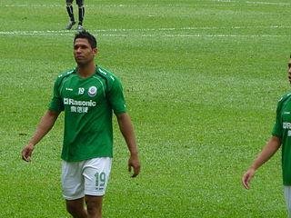 Paulinho (footballer, born January 1983) Hong Kong footballer