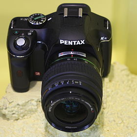 Image illustrative de l'article Pentax K-x