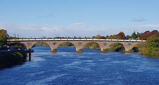 Perth Bridge bridge in Scotland