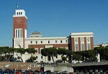 Pescara, il Palazzo di Città