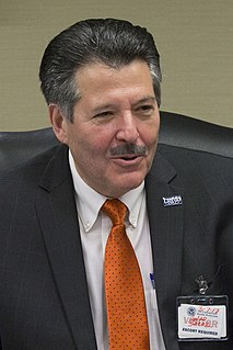 Pete Saenz American mayor and lawyer