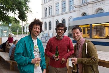 Peter Millard Michal Blaszczyk Ross Hogg VIS2015.jpg