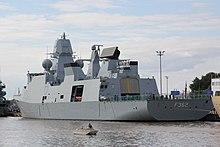 Iver Huitfeldt-class frigate - Wikipedia