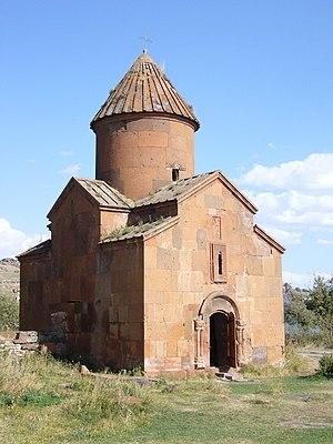 Marmashen Monastery - Image: Petite eglise de Marmashen