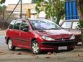Peugeot 206 SW 1.4 XR 2003 (10935902924).jpg
