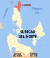 Ph locator surigao del norte loreto.png