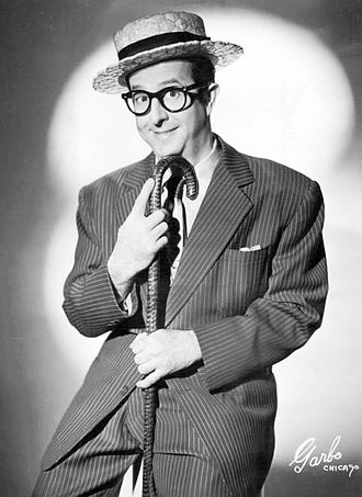 Phil Silvers - Publicity photo of Silvers from the musical Top Banana