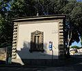 Piazza vasari, vecchia barriera daziaria 05.JPG