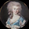 Pierre Rouvier - Portrait of a lady, traditionally identified as Madame le Génerale d'Hautville.png