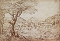 Pieter Bruegel the Elder - 1553 - Landscape with Saint Jerome.jpg