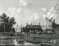 "Pieter Godfried Bertichen - Scheepstimmerwerf ""De Walvis"" op het Bickerseiland - SB 1165 - Amsterdam Museum.jpg"
