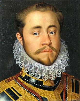 Pieter Pourbus - Image: Pieter Pourbus Portrait of Gentleman
