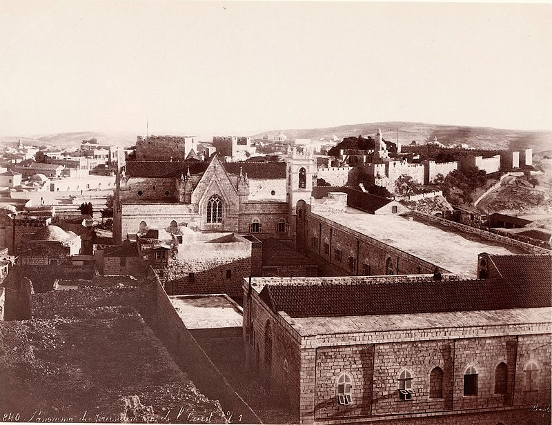 הפטריארכיה הארמנית בירושלים