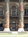 Pillars - Andul Royal Palace - Howrah 2012-03-25 2804.JPG
