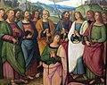 Pinturicchio e bottega, assunzione della vergine, 1508 ca. Q49, 04.JPG