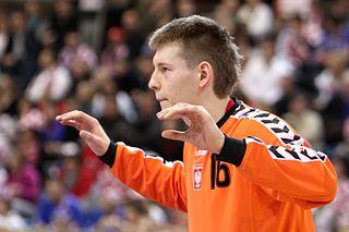 Piotr Wyszomirski Polish handball player