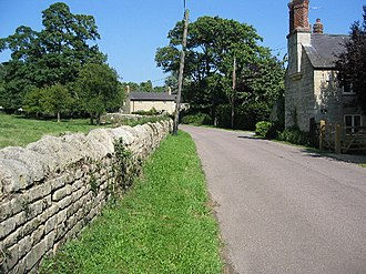 Pipewell - Image: Pipewell, near Corby, Northamptonshire geograph.org.uk 49086