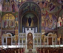 Piraeus - Holy Trinity church 02.jpg