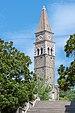 Piran Portorož sv Bernadin belfry-7886.jpg