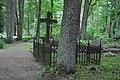 Pirtsgaru kapsēta, Zaņas pagasts, Saldus novads, Latvia - panoramio (2).jpg