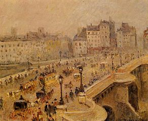 The Pont-Neuf, Mist (Second Series)