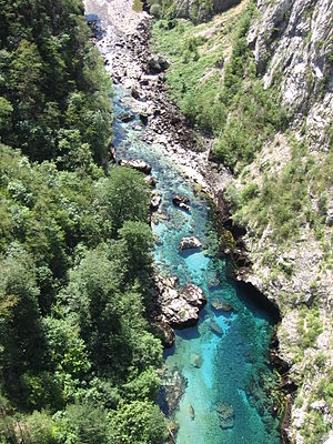 Piva (river) - Piva River