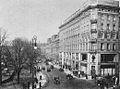 Plac Małachowskiego kamienica Krasińskiego przed 1939.jpg